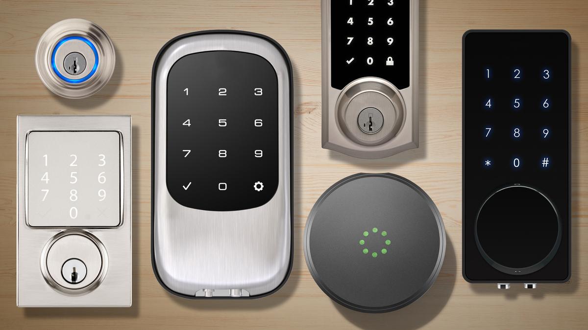 3 mejores cerraduras electrónicas