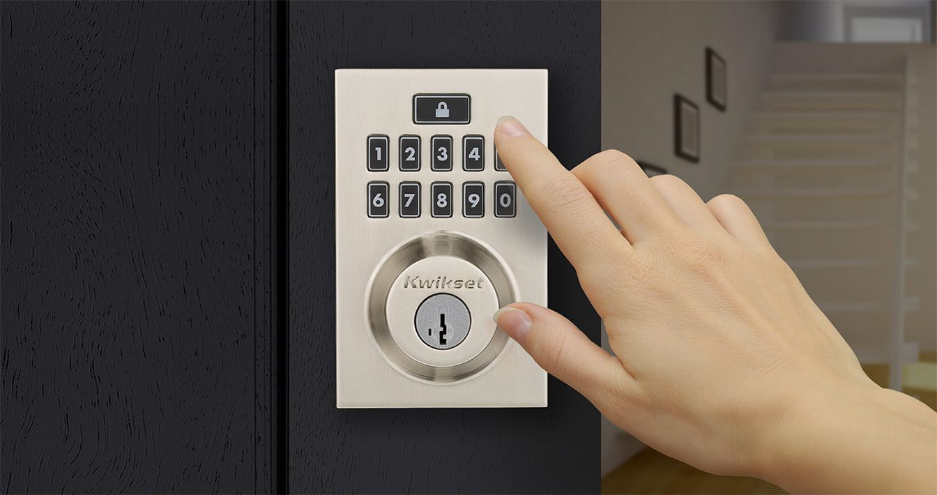 Lock with 4 unlocking functions